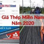 báo giá thép miền nam năm 2020