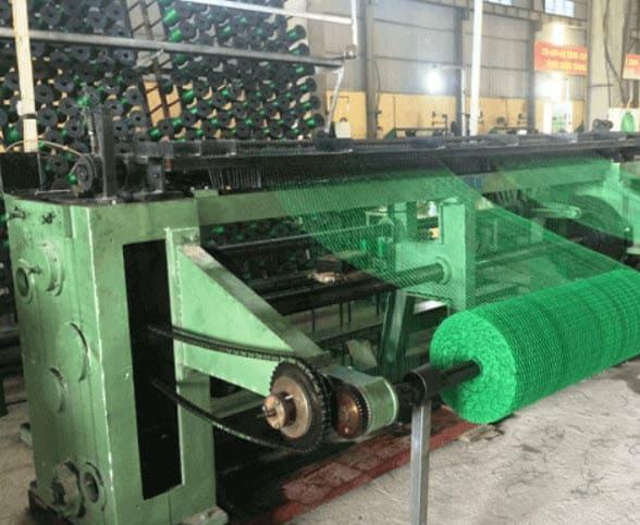 mạnh phát sản xuất lưới thép bọc nhựa