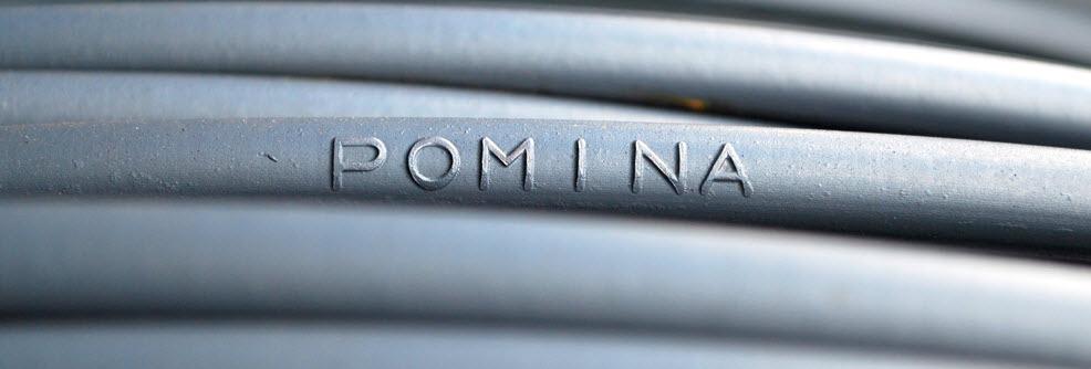 nhận biết thép pomina qua chữ nổi